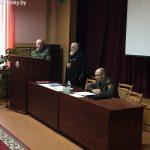 Встреча председателя отдела по взаимодействию с вооруженными силами Борисовской епархии с заместителями командиров по идеологической и воспитательной работе