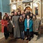 Православная молодежь Борисова и Червеня провела мероприятие