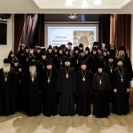 Монашеская секция Регионального этапа XXVI Международных Рождественских образовательных чтений