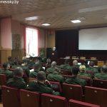 Состоялась встреча председателя отдела Борисовской епархии по взаимодействию с Вооруженными силами Республики Беларусь с заместителями командиров по идеологической и воспитательной работе