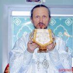 Освящён храм Рождества Пресвятой Богородицы в деревне Иваничи
