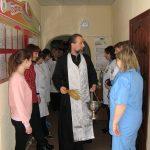 Праздник Крещения в Борисовском доме ребенка