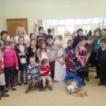 Ученики факультатива «Основы православной культуры» зеленоборской школы провели благотворительную акцию