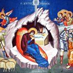 Рождественское видео послание епископа Борисовского и Марьиногорского Вениамина