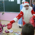 Завершилась благотворительная акция «Подарим радость на Рождество»