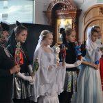 Рождественский концерт, посвященный 20-летию приходской детской воскресной школы