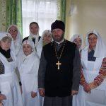 Социальная служба поздравила пожилых людей