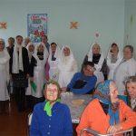 Социальная служба поздравила с Рождеством инвалидов и пожилых людей в интернате «Юзефово» и в центре аг. Забашевичи