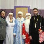 Отдел по церковному социальному служению посетил воспитанников Борисовского центра коррекционно-развивающего обучения