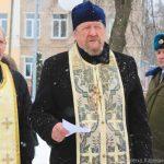 Духовенство 1-го Логойского благочиния приняло участие в торжественном мероприятии, посвященном Дню памяти воинов-интернационалистов