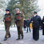 В Марьиной Горке почтили память воинов-интернационалистов