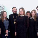 В городской библиотеке №1 г. Борисова состоялось мероприятие «Православная книга – путь к духовности»