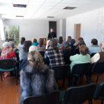 Настоятель храма святителя Николая Чудотворца г. Червеня посетил ГУ «Червенский территориальный центр социального обслуживания населения»