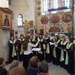 Пасхальный концерт духовных песнопений народной капеллы «Светоч»