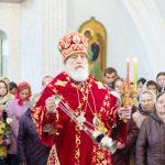 Пасхальное послание Патриаршего Экзарха всея Беларуси на русском и белорусском языках