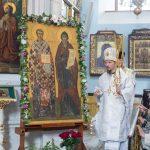 Епископ Борисовский и Марьиногорский Вениамин принял участие в торжествах в день памяти святых равноапостольных Мефодия и Кирилла