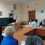 Состоялся семинар для педагогов учреждений образования г. Борисова и Борисовского района, преподающих факультативный курс «Основы православной культуры»