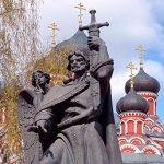 О Князе Борис Всеславиче и общегородском крестном ходе
