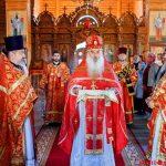 Престольный праздник отметил храм вмч. Георгия Победоносца г.п.Смиловичи
