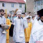 Престольный праздник отметил храм Святителя Николая Чудотворца в Смолевичах