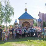 В Марьиной горке почтили память воинов, погибших в годы Великой Отечественной войны