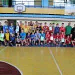 Завершился Пасхальный турнир по мини-футболу