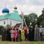 Преподаватель воскресной школы при кафедральном соборе Воскресения Христова в г. Борисове приняла участие в Республиканском семинаре-практикуме