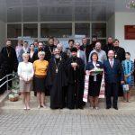 Руководитель социальной службы Борисовской епархии приняла участие в рабочей встрече руководителей епархиальных отделов по церковной благотворительности и социальному служению Белорусской Православной Церкви