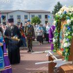 Праздничная Божественная литургия в день почитания иконы Божией Матери «Марииногорская»