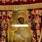 В монастырь Благовещения Пресвятой Богородицы д.М.Ляды прибывает список чудотворной иконы Божией Матери «Махериотисса»