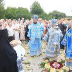 Преосвященнейший Вениамин принял участие в торжествах в честь Барколабовской иконы Божией Матери