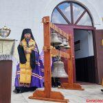 Освящены новые колокола для храма Минской иконы Божией Матери в г.Смолевичи