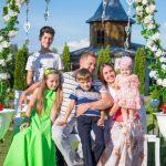 В Александро-Невском кафедральном соборе г. Марьина Горка организовали и провели праздник семьи, любви и верности