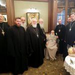 Митрополит Филарет, почетный Патриарший Экзарх всея Беларуси награждён медалью в честь Марьиногорской иконы Божией Матери