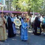 Список чудотворной иконы Божией Матери «Жировичская» прибыл в Борисов