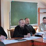 Состоялось итоговое собрание пресс-службы  Борисовской епархии