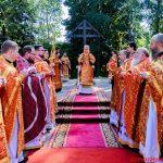 Состоялся велопробег и слёт православной молодежи Жодинского и Смолевичского благочиний