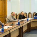 Состоялось первое заседание Оргкомитета по подготовке визита в Беларусь Святейшего Патриарха Московского и всея Руси Кирилла и заседания Священного Синода в городе Минске