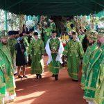 Епископ Борисовский и Марьиногорский Вениамин принял участие в торжествах в честь преподобномученика Афанасия Брестского