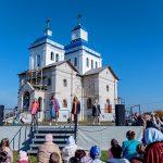 В Озерицкой Слободе прошел Покровский кирмаш