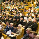 Епископ Борисовский и Марьиногорский Вениамин принял участие в работе Шестого Международного форума «Святость материнства»