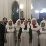 Посвящение в сёстры милосердия