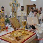 110 – летний юбилей отметил Михайловский храм в Зембине
