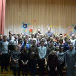 В Борисове прошел молодежный слет