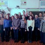 Единый день информирования в Зембинской школе
