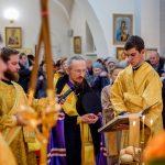 Престольный праздник отметил кафедральный собор в честь святого благоверного князя Александра Невского в г. Марьина Горка