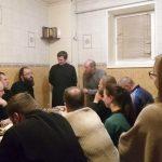 В Борисове прошло заседание епархиального совета по делам молодежи