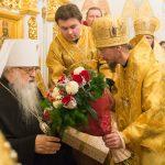 В Минске молитвенно отметили день тезоименитства митрополита Филарета