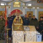 В храме святых первоверховных апостолов Петра и Павла г. Жодино состоялось собрание казаков