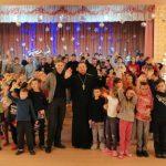 В Руденской вспомогательной школе-интернате состоялось праздничное Рождественское мероприятие